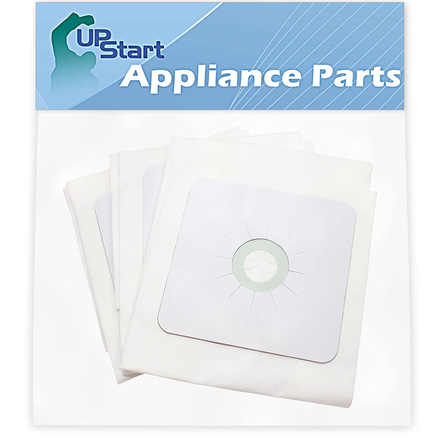 3 Replacement 391 Central Vacuum Bags for NuTone, Beam, Electrolux - Compatible with Nutone VX475, Nutone CV353, Nutone CV450, Nutone 391, Nutone CV400, Nutone CV350, Nutone 44186, Nutone CV352, Nutone CV750, Nutone CV-391, Nutone CF3918, Nutone Advantage, Beam 167, Nutone CV351, Nutone CV653