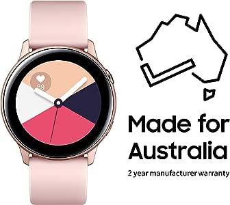 Samsung Galaxy Active Smart Watch, Rose Gold