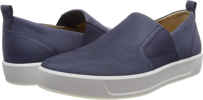 ECCO Mens Soft 8 Slip on Fashion Sneaker