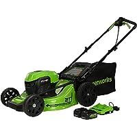 Greenworks 2 x 24V (48V) 21 inch Brushless Mower MO48L520