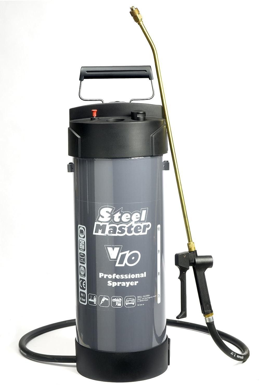 Gloria Hochleistungssprühgerät Stahl 10L Ölfest SteelMaster V10