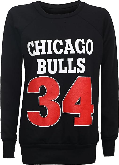 Forever Womens Dope Geek Brookleyn Boy Cocaine Print Fleece Sweatshirt  (ML-10 12 49f063cafc