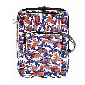 Bolsa de hombro Carry infantil para Pintura impermeable 8K Cartera Mochila regalo: Amazon.es: Juguetes y juegos