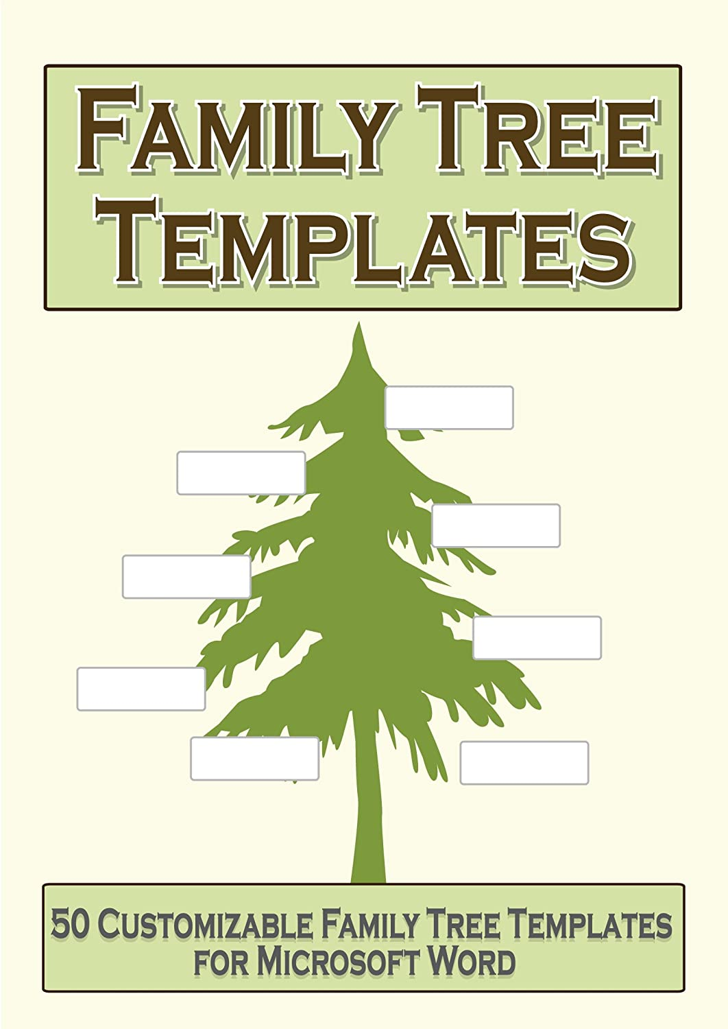 Genealogy Chart Template from images-na.ssl-images-amazon.com