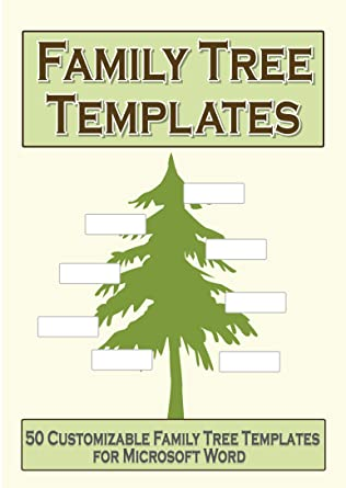 Amazon Family Tree Templates