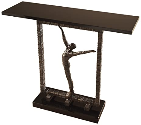Global Views Reach Out Of The Box Console Table, Oversized Item