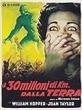 A 30 Milioni di Km dalla Terra (DVD)
