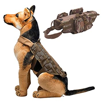 Chaleco Militar Para Perros, Legendog Dog Chaleco TáCtico ...