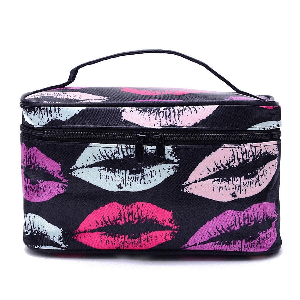 Zokeo Red Vs Kate Spade Kit Lipstick Tsa Two Toiletry Katespade Adrien Large Tone Authentic Sewing Good Cosmetic Bags Clothing