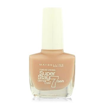 Maybelline New York Nail Polish, 76 French Manicure, 10ml Nail Polish at amazon