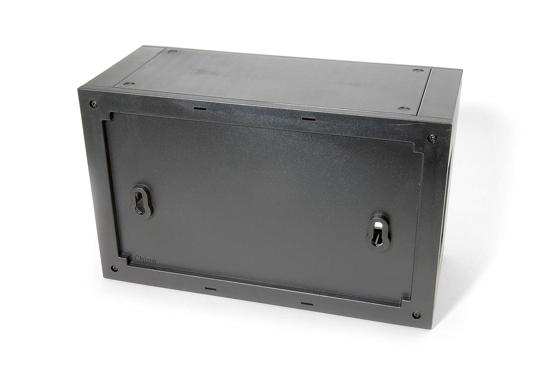 X-Large Black 10 Slot Ellison Sure Cut Die Storage Rack