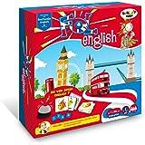 Cartamundi - Anaton's Editions - 106737193 - Jeu éducatif - Fol'English : Apprendre l'anglais en s'amusant
