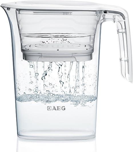 Original-Nr AEG Wasserfilter f/ür K/ühl und Gefrierschr/änke 10027308