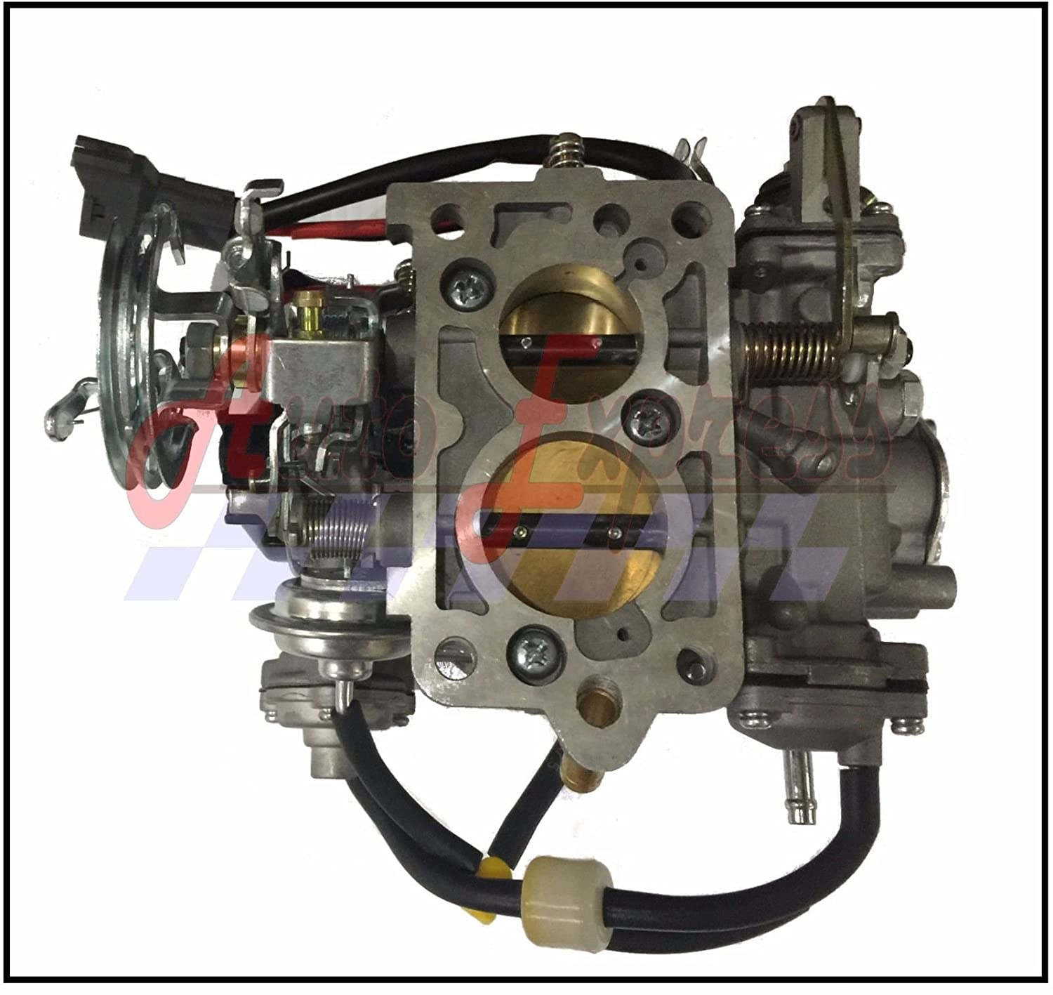 Carburetor Fits Toyota 22r Style Engines 93 Mustang To Carb Wiring Harness Replace 21100 35520 Automotive