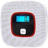 一酸化炭素警報機 キャンプ テント内 車泊中用 COアラーム CO濃度をデジタル表示 音声式・電池式 CO警報機安心 安全 住宅用