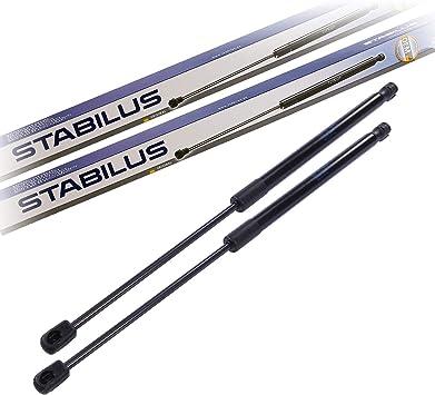 2x STABILUS 018123 LIFT-O-MAT GASFEDER HECKKLAPPE 380N L/änge 500mm