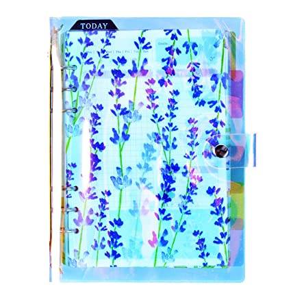 Creative A5 A6 Refill Inner Pages Rechange Paper For Organizer Notebook Planner 6 Holes Loose Leaf Notebook Notepad Replacement Notebooks & Writing Pads Memo Pads