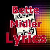 Lyrics for Bette Midler