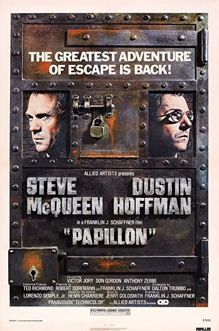 Papillon Movie Poster Masterprint (11 x 17)