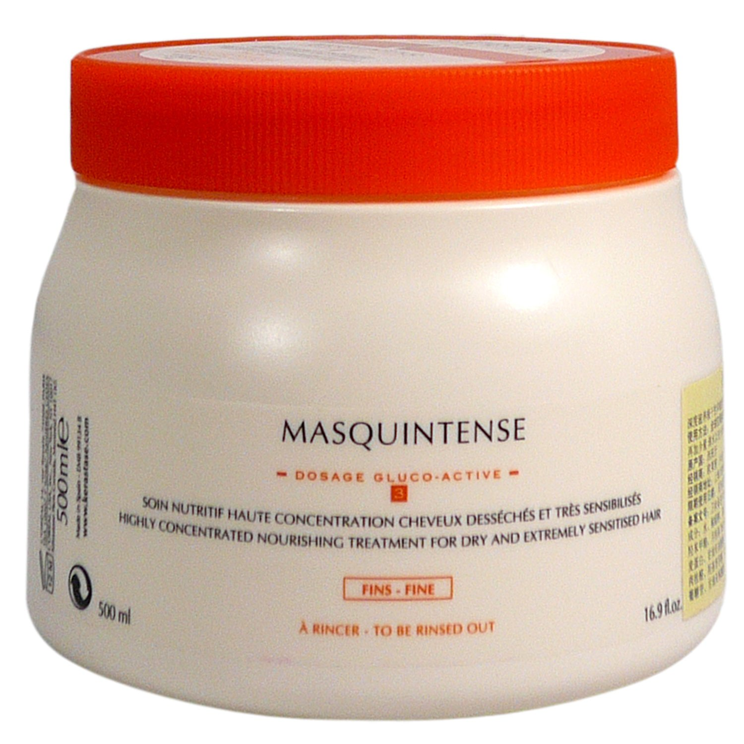 Kerastase Nutritive Masquintense - Fine Hair 500ml KEMAUN005 4747_-500 ml