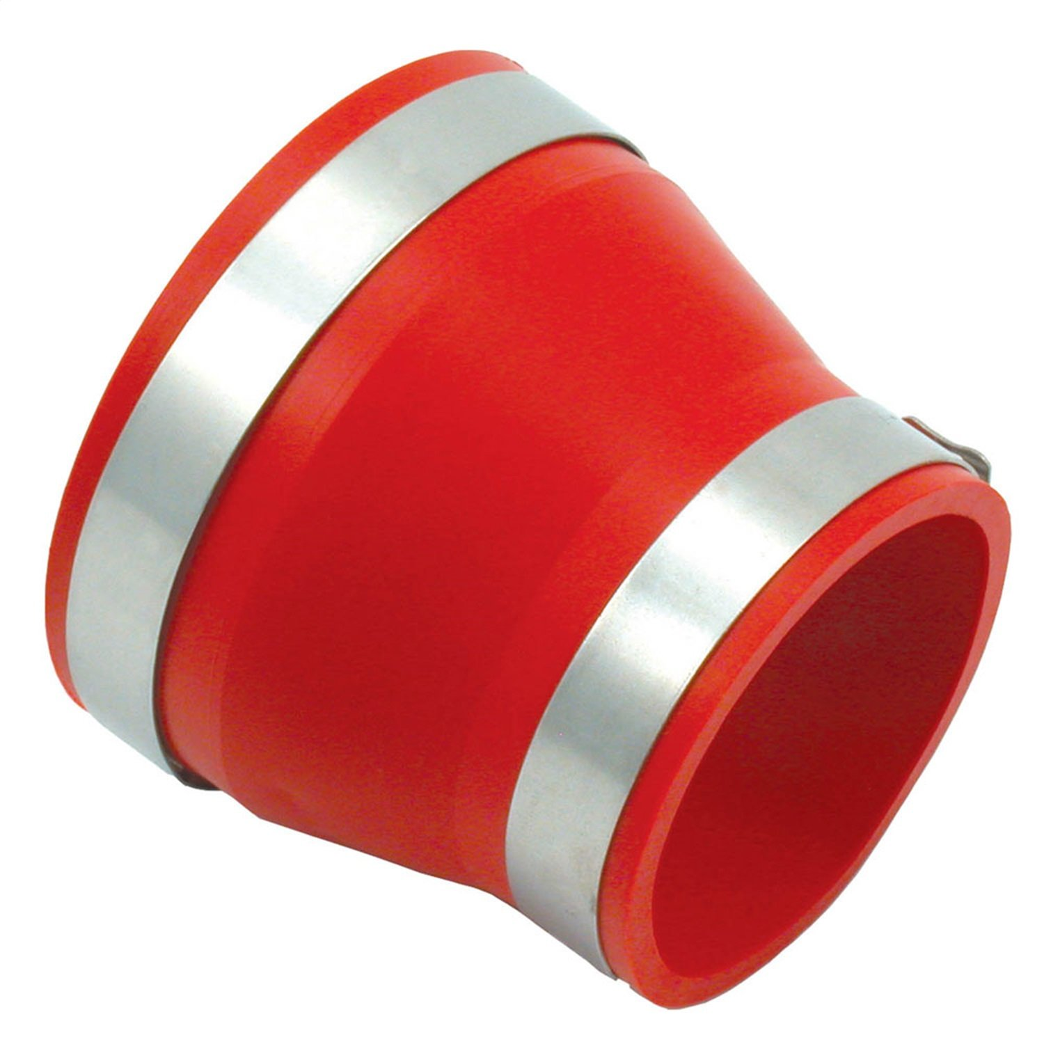 Spectre Performance 9742 Red 4'' x 3.5' Coupler/Reducer