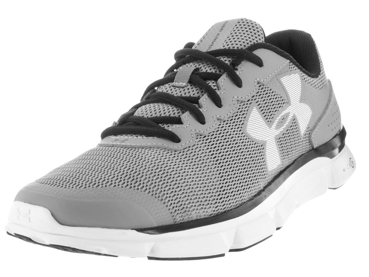 Under Armour Micro G Speed Swift, Zapatillas de Running Para Hombre 45.5 EU|Gris