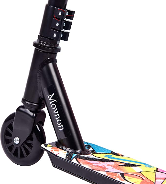 Amazon.com: Movnon Stunt Scooter Trick Scooter para ...