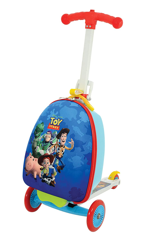 Disney Toy Story M004058 - Maleta de Scootin, Color Azul ...
