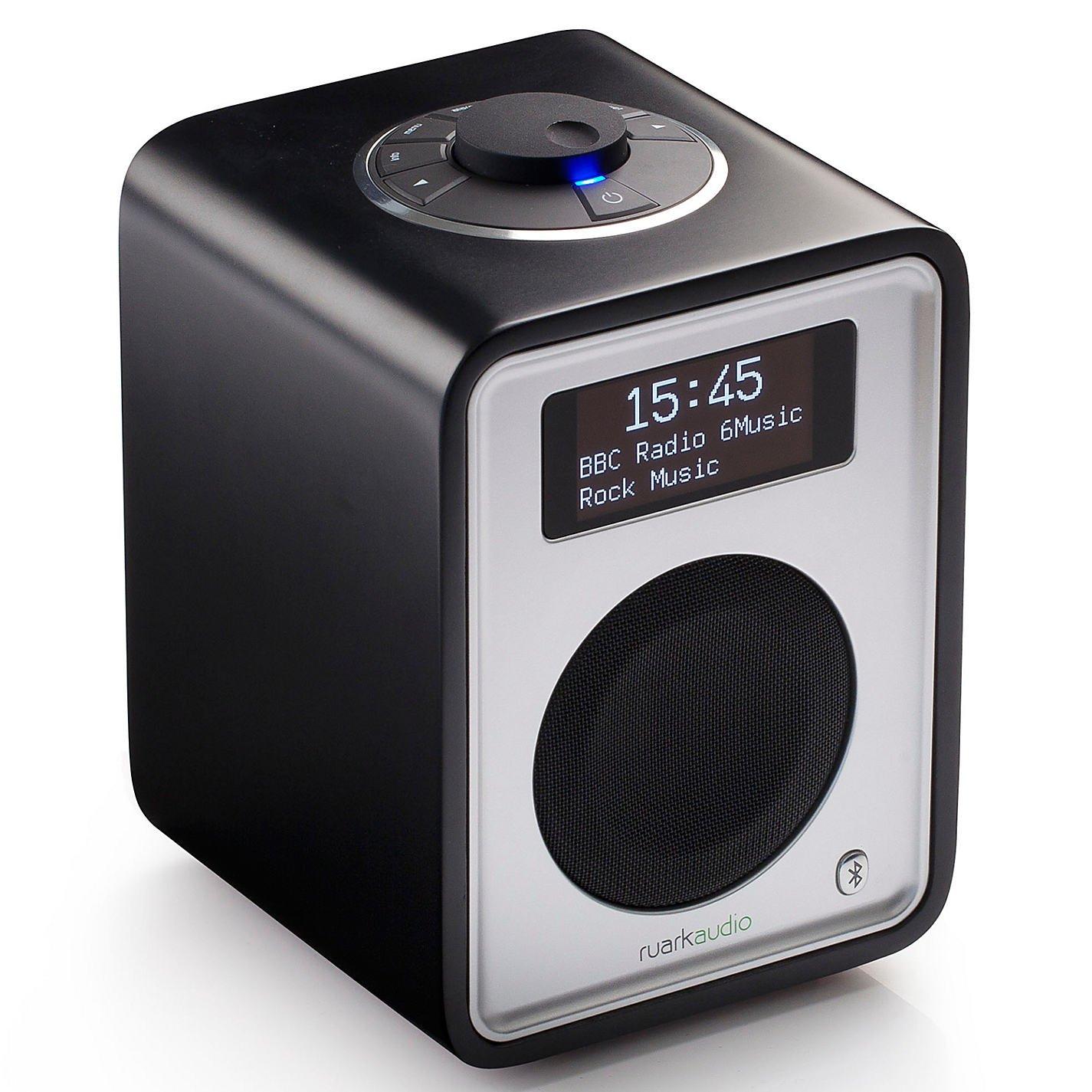 Ruark R1 MKIII Radio FM DAB+ Display OLED Nero Bluetooth