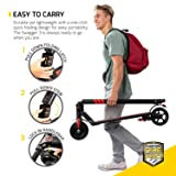 Swagger Pro Foldable Electric Scooter w/Cruise