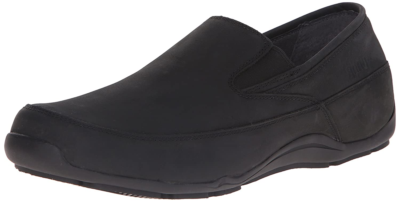 AhnuメンズJack Pro Casual Slip On Loafer B00RMNIEEW  ブラック 13 D(M) US