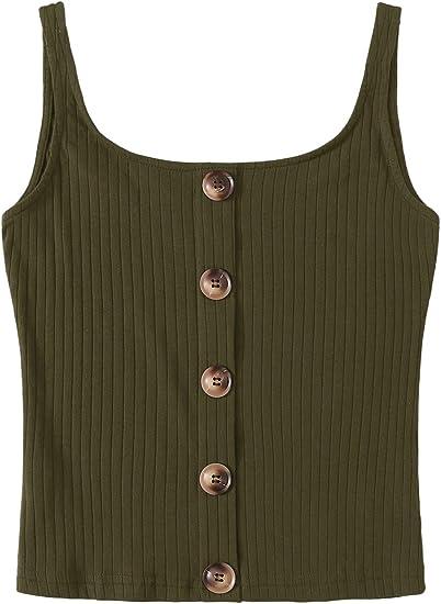 Tommy Jeans Womens Tjw Printed Crop Tank Sports Knitwear