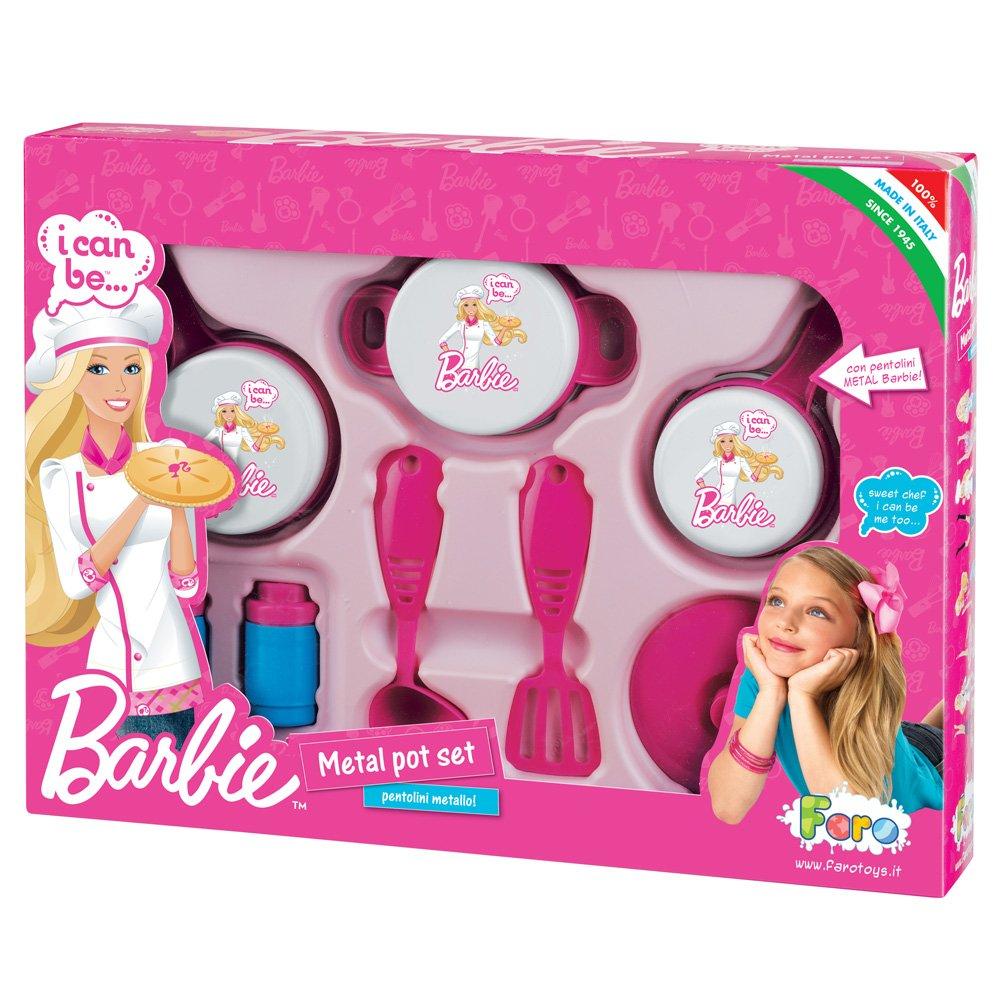 Delicate Faro Jeu Dimitation Cuisine Coffret - Jeux de barbie cuisine