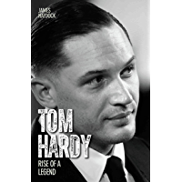 Tom Hardy - Rise of a Legend: Poems & Paintings book cover