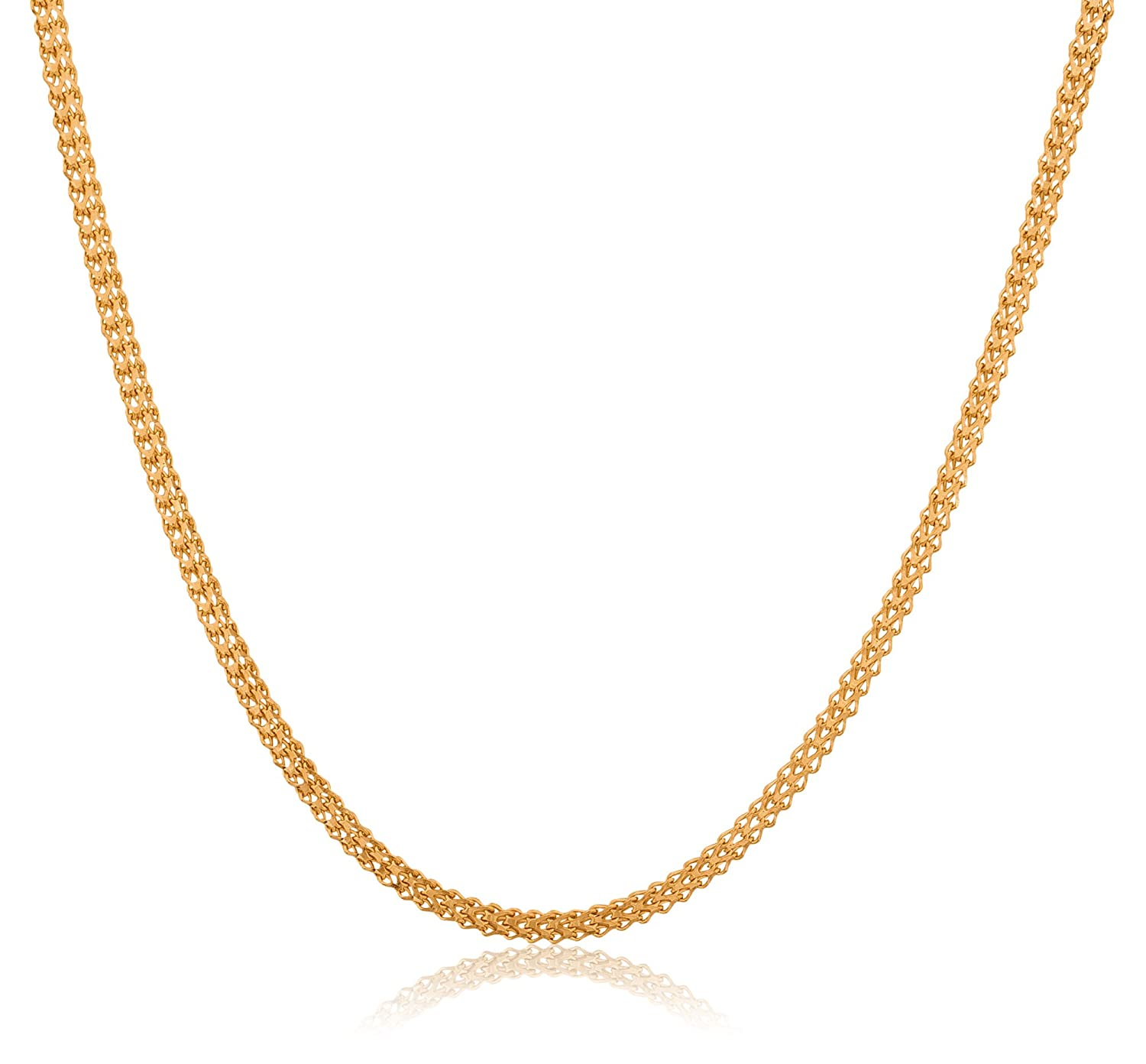 yellow chains solid chain gold mens mm miami cuban