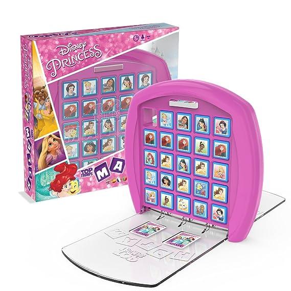 Winning Moves Match Disney Princess - Das strategische Würfelspiel ...