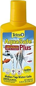 Tetra AquaSafe Plus Water Conditioner/Dechlorinator