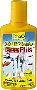 Tetra AquaSafe Plus Water Conditioner 250 ml