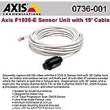 0736-001 - AXIS 0736-001 F1035-E SENSOR UNIT 12M CPNT 1080P WDR FSHEYE IP66 CAM USE W F4