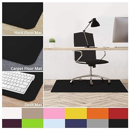 Amazoncom Casa Pura Office Chair Mat Hardwood Floor 48x60