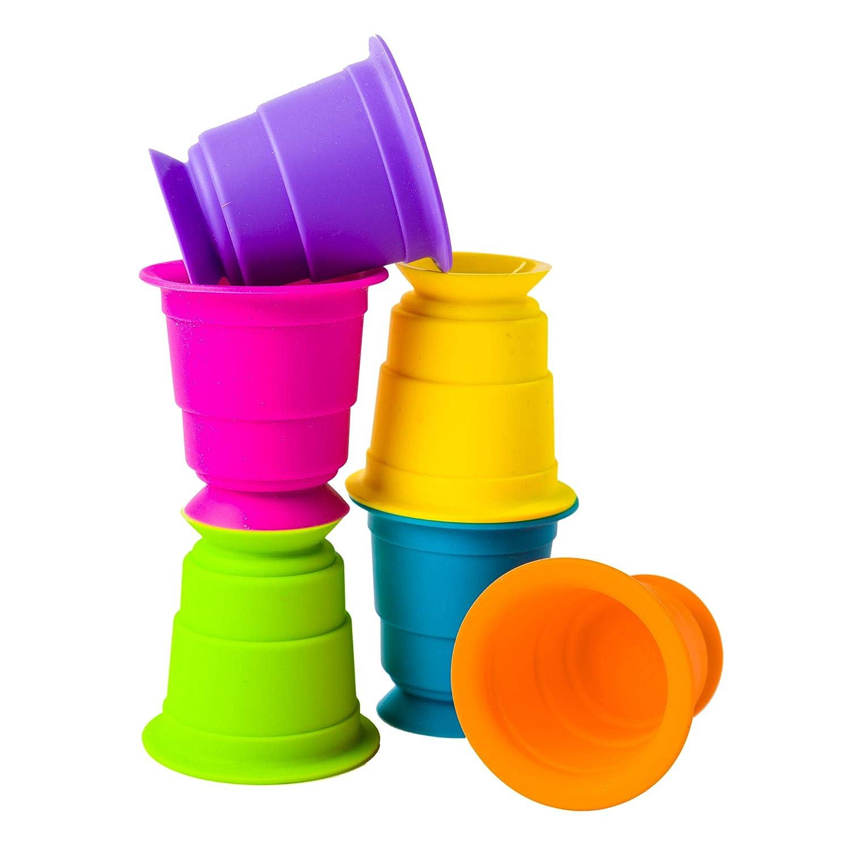 Fat Brain Toys Suction Kupz Fat Brain Toy Co. FA183-1