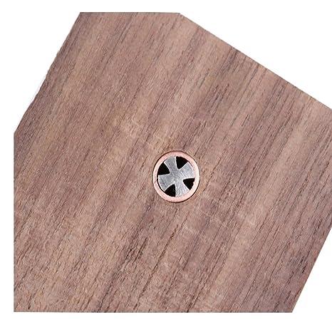 Mosaico de 5 mm de diámetro 1 remaches para cuchillos de ...