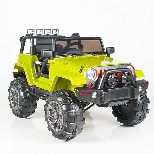 Green Jeep Amazon Com