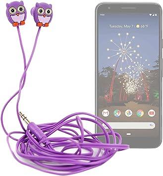 DURAGADGET Auriculares para niños estéreo in Ear con diseño de ...