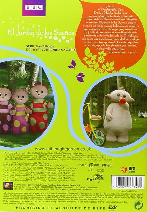 El Jardin De Los Sueños T1 Vol 1-6 (6) [DVD]: Amazon.es: Personajes Animados, Alex Kirby, Drik Campbell, Personajes Animados: Cine y Series TV