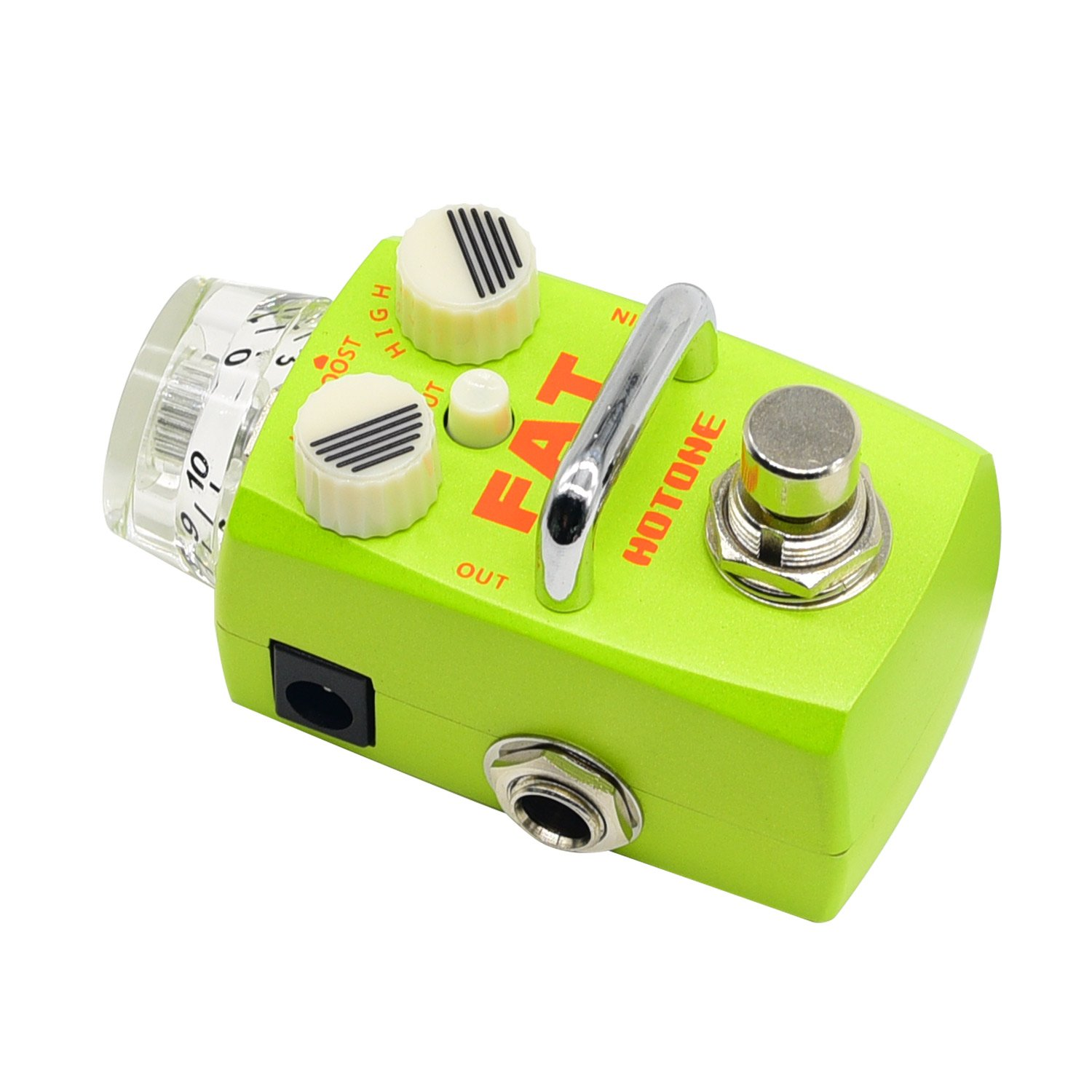 Sonicake Hotone Skyline Fat Fet Preamp Booster W H Low A Frequency Doubler Effect For Electric Guitar Cut Filter Effects Pedal Musical Instruments