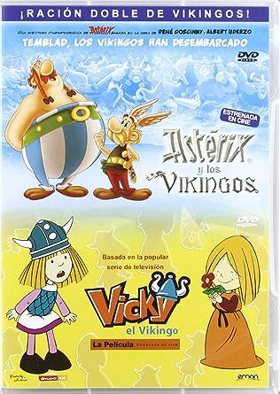 Asterix y los vikingos / Vicky el vikingo [DVD]: Amazon.es: varios, Varios, varios: Cine y Series TV