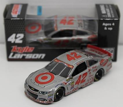 Amazon.com: Kyle Larson 2014 plata Target NASCAR Diecast 1 ...