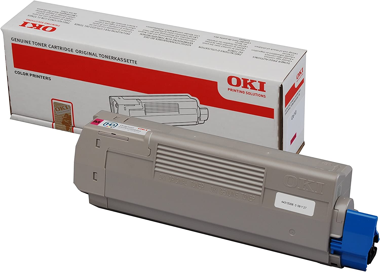 NEW C610 Series Yellow Toner Cart Printers- Laser