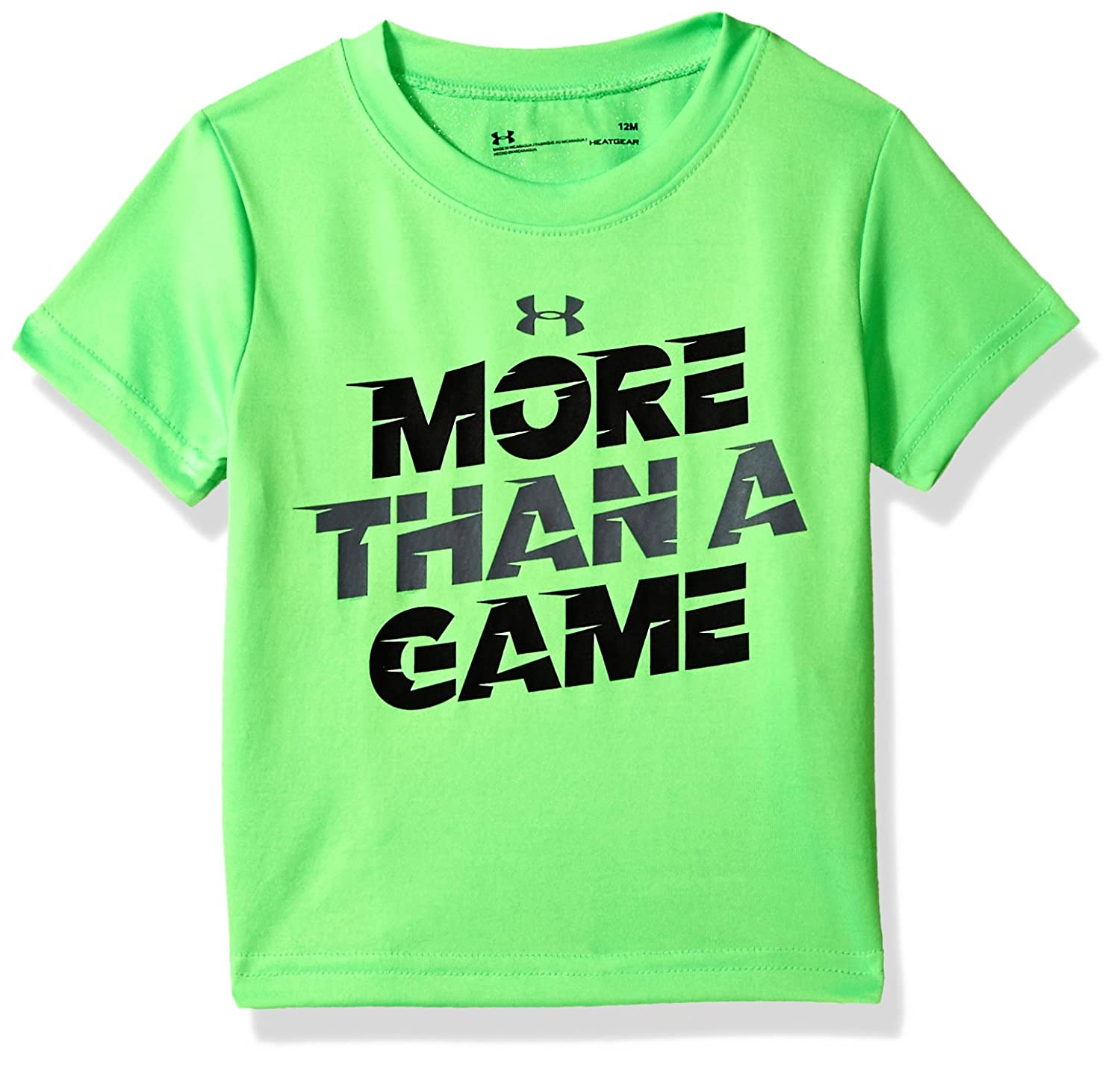 Under Armour Baby Boys Born Fast Short Sleeve T-Shirt